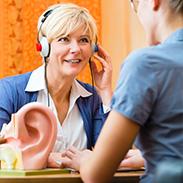 Get hearing test