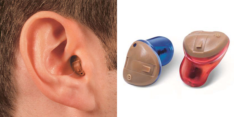 Canal Hearing Aid Device